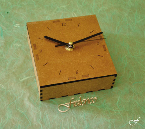 Clock Boxes by Fralenco