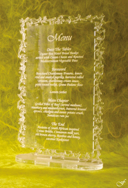 Flexi Menu by Fralenco
