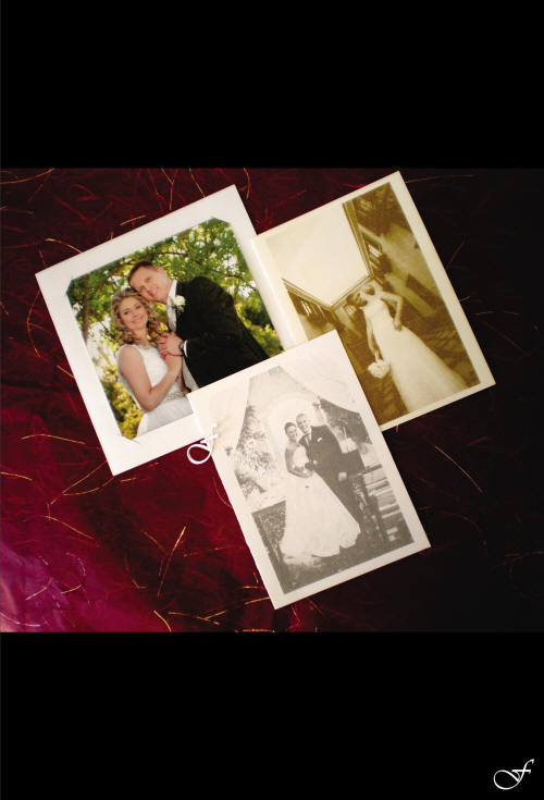 Photograph Thank You Cards - Fralenco
