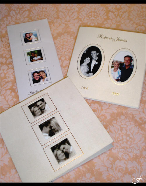 Wedding Invitations Photograph Oval Frame by Fralenco